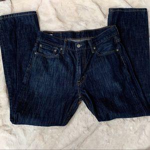 Levi Strauss & co Men's Blue Denim Pants W32 L30.
